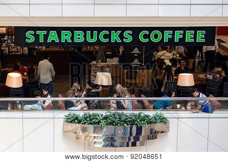 Starbucks Coffee House in Singapore