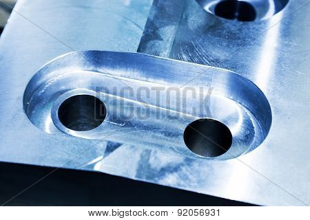 Heavy industrial shipbuilding elements, tools. Industry, close-up