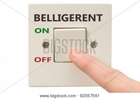 Anger Management, Switch Off Belligerent