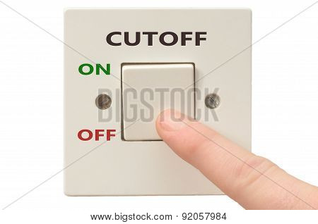 Dealing With Cutoff, Turn It Off