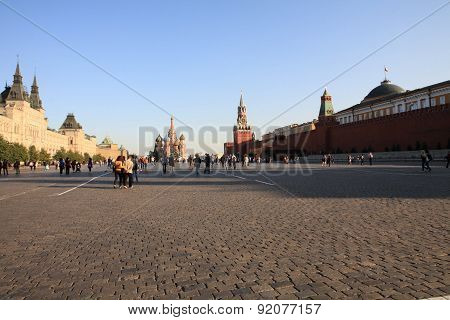 Moscow Kremlin Red Square