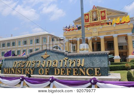 Ministry of Defence Thailand
