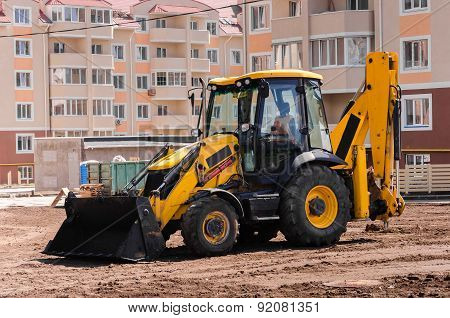 Building Bulldozer