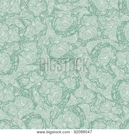 Abstract handdrawn background