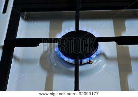 Kitchen Gas Cooker