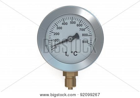 Temperature Meter Gauge