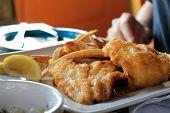 image of cod  - Delicious cod fish - JPG