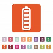 pic of accumulative  - The battery icon - JPG