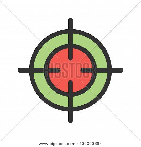 Darts, arrow, archery icon vector image. Can also be used for games entertainment . Suitable for web apps, mobile apps and print media.