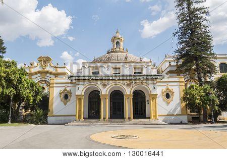 Lope de Vega Theatre Seville Spain Europe