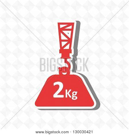 crane lift design, vector illustration eps10 graphic