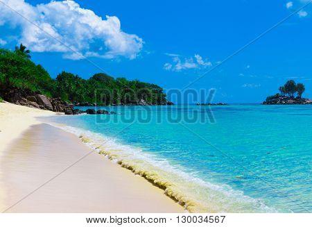 Paradise Beach Sea