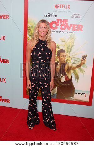 LOS ANGELES - MAY 16:  Brittany Daniel at the The Do-Over Premiere Screening at the Regal 14 Theaters on May 16, 2016 in Los Angeles, CA