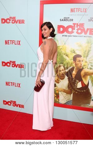 LOS ANGELES - MAY 16:  Catherine Bell at the The Do-Over Premiere Screening at the Regal 14 Theaters on May 16, 2016 in Los Angeles, CA