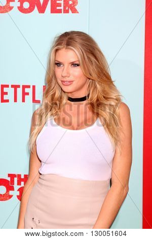 LOS ANGELES - MAY 16:  Charlotte McKinney at the The Do-Over Premiere Screening at the Regal 14 Theaters on May 16, 2016 in Los Angeles, CA