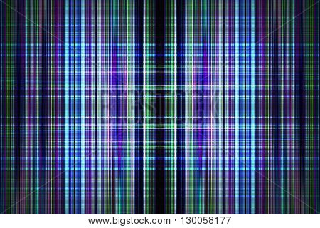 A grunge green and blue striped background