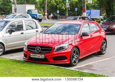 Mercedes-benz W176 A-class