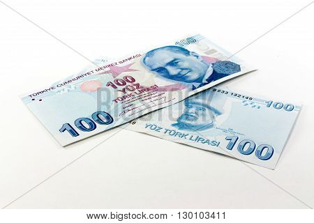 Official Currency Republic of Turkey, Turkish Lira