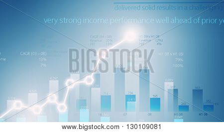 Sales dynamics data