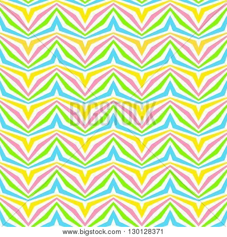 Bright seamless background with repeating geometric pattern. Abstract vector illustration. Good background for wrapping paper Wallpaper or textile.