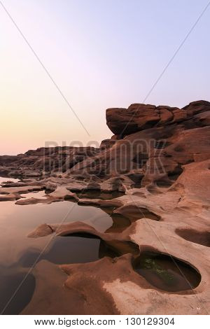 Sam Phan Bok / Grand Canyon of Thailand