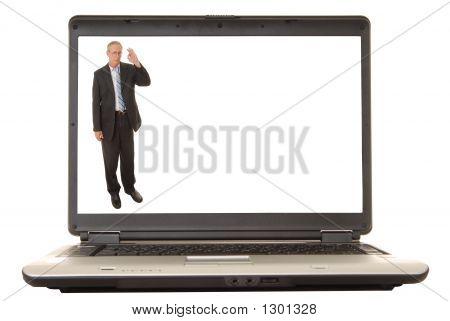 Laptop Senior Executive