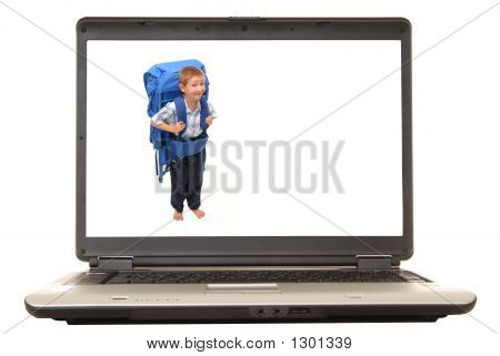 Laptop Boy