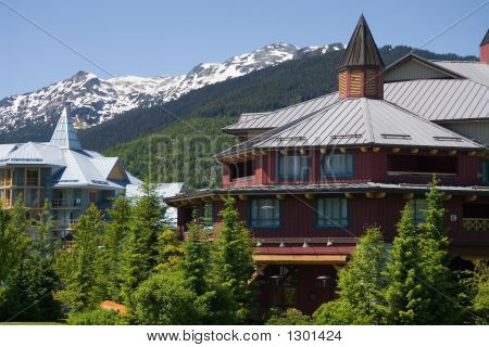 Architecture Of Whistler