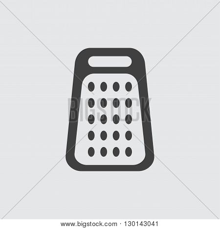 Grater icon illustration isolated vector sign symbol