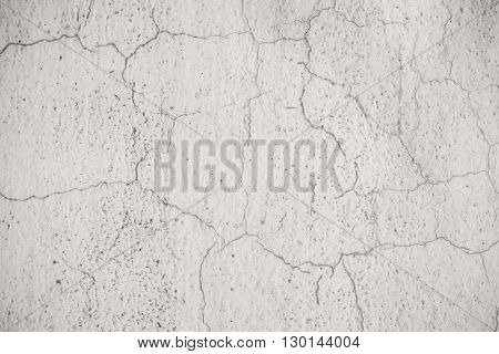 blank abstract cement crack texture for background.
