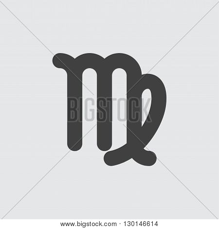 Virgo icon illustration isolated vector sign symbol