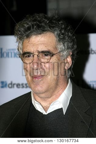 Elliot Gould at the 2005 'Funny Ladies We Love' Awards Hosted by Ladies' Home Journal held at the Pearl in West Hollywood, USA on February 2, 2005.