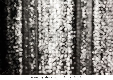 Wonderful Platinum Millennium Modern Bokeh Abstract Glitter And Sparkle Light Background