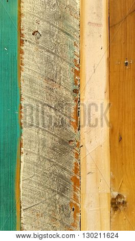 Textured Distressed Timber Background 3