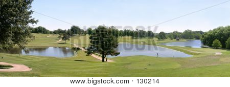 Golf Course Panorama 1