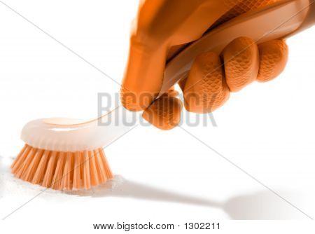 Brushing Arm