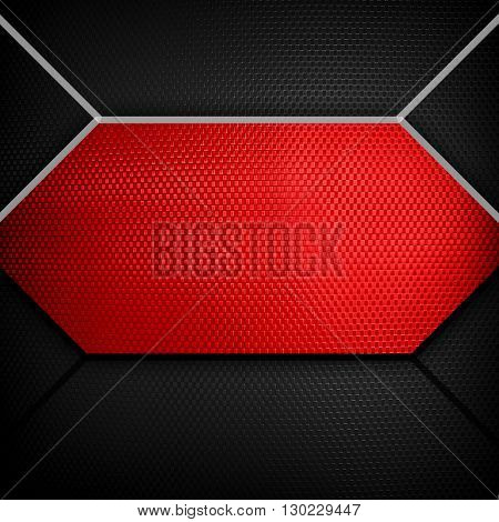 metal mesh design background
