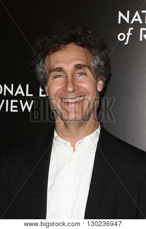 NEW YORK-JAN 5: Director Doug Liman attends the 2015 National Board of Review Gala at Cipriani 42nd Street on January 5, 2016 in New York City.