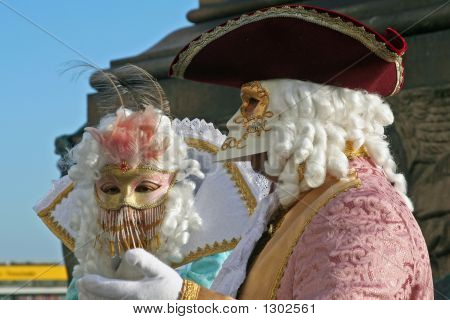 Mask Carnival Venice Copy