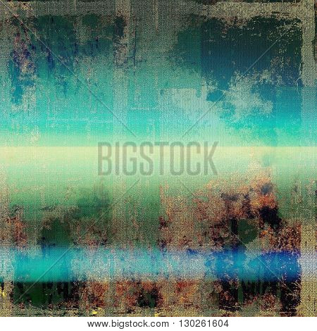 Retro design composition, grunge background or textured backdrop. With different color patterns: yellow (beige); brown; green; blue; gray; cyan