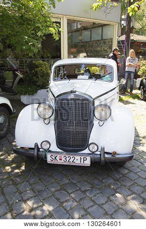 Oldtimer Show Skopje 2016