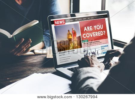 Are You Covered Insurance Protection Concept