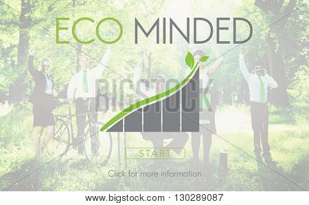 Eco Minded Green Environment Ecology Concept