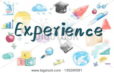 Experience Learn Study Insight Knowledge Ideas Improvement Concept