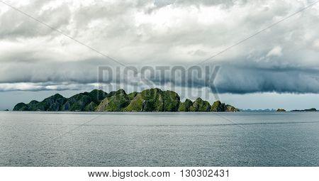 Raja Ampat Papua Poster Panorama