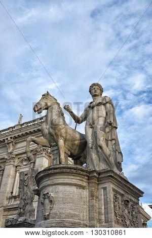Rome Campidoglio Place