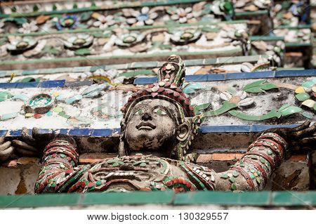 Thai Buddhism Temple Wat Arun