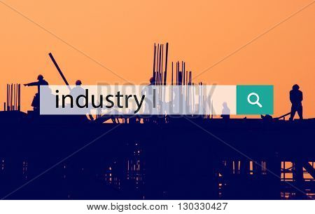 Industry Activity Company Construction Energy Concept