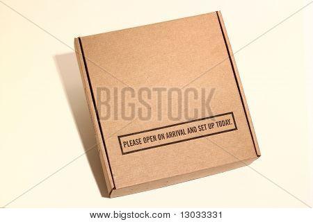 Special Delivery carton
