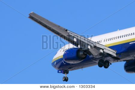 Boeing Jet Airplane